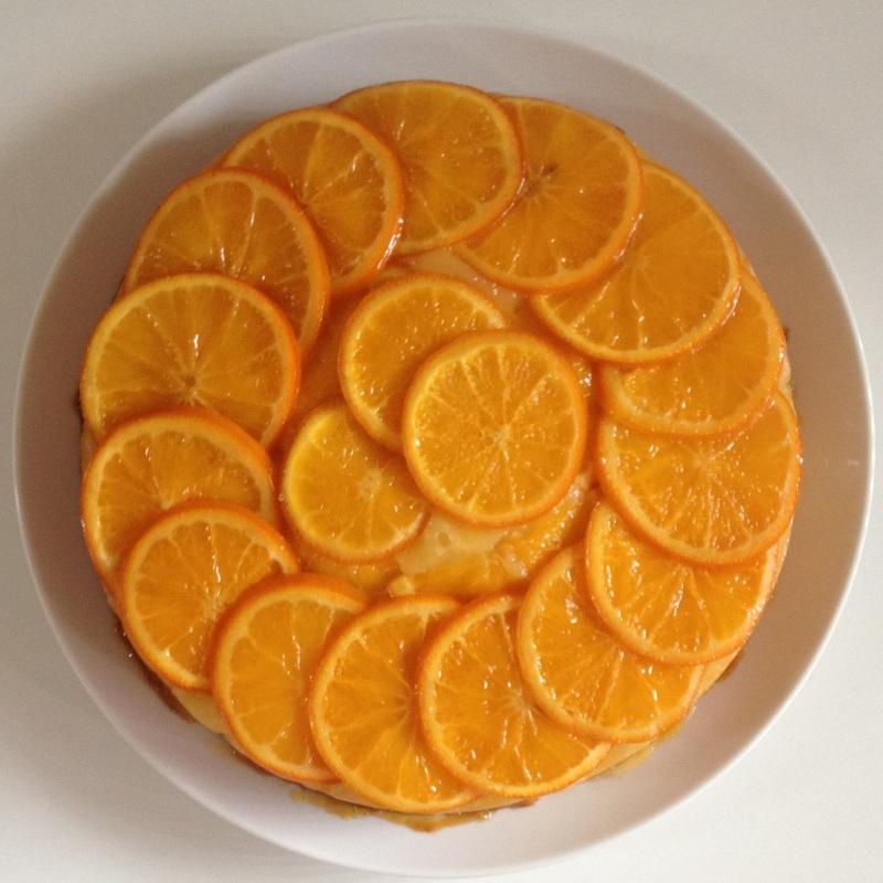 Bolo tangerina 3