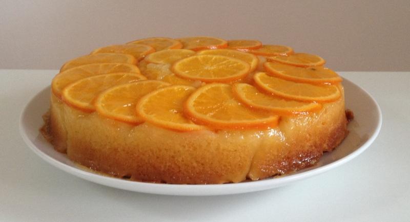 Bolo tangerina 4
