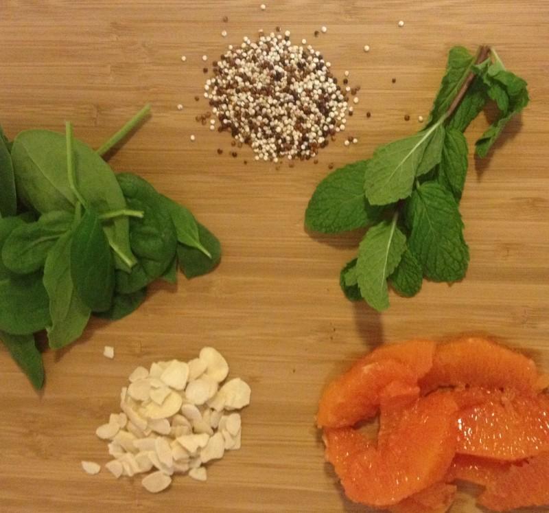 Quinua espinafre 1