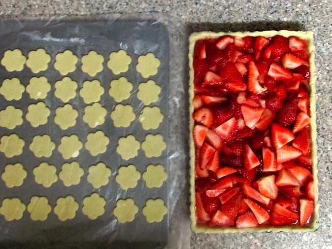 Torta Morango 10