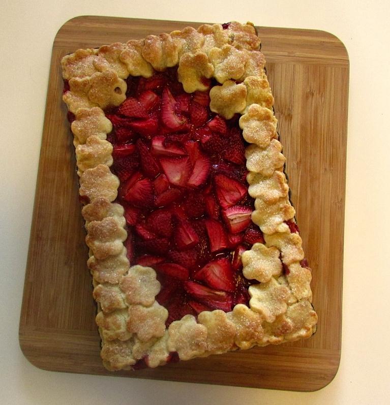 Torta Morango 17