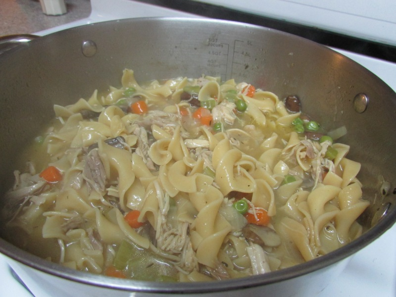 Chicken Noodle 4