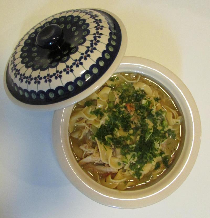 Chicken Noodle 6