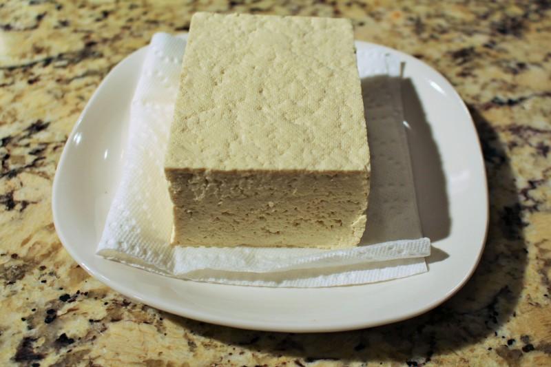Bife de Tofu 1