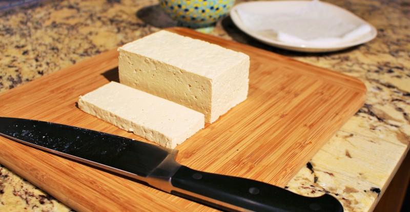 Bife de Tofu 2