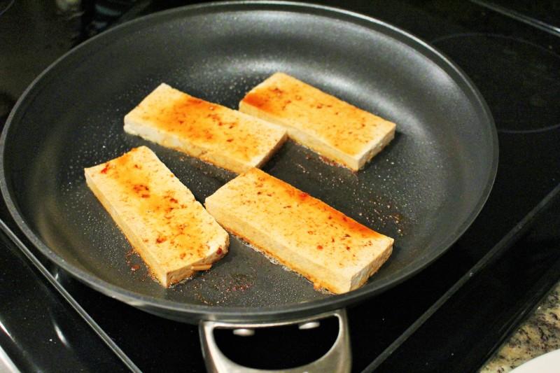 Bife de Tofu 7