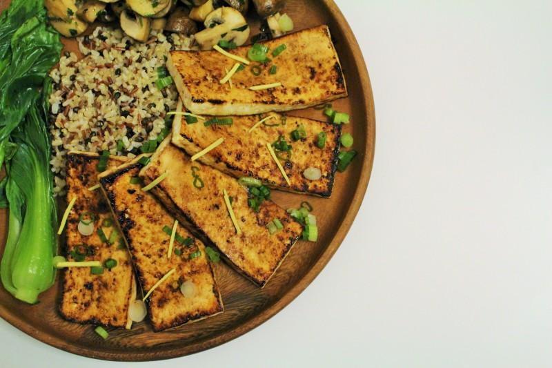 Bife de Tofu 9