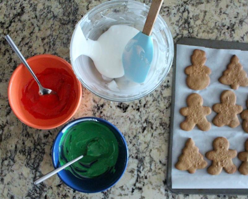 Biscoitos natalinos 5