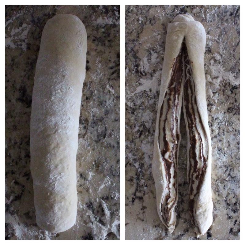 Pão de Nutella 1