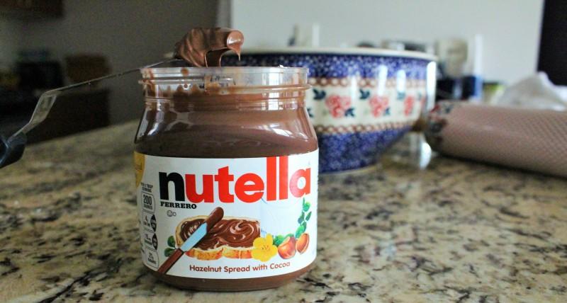 Pão de Nutella 3