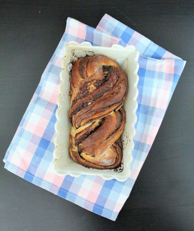 Pão de Nutella 6