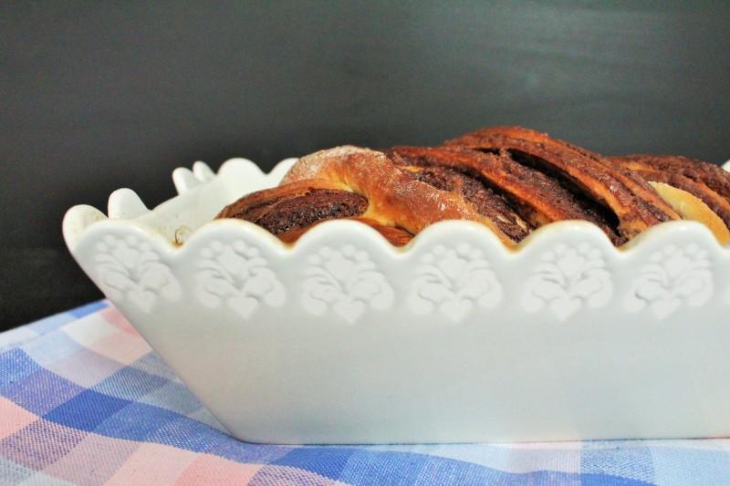 Pão de Nutella 7