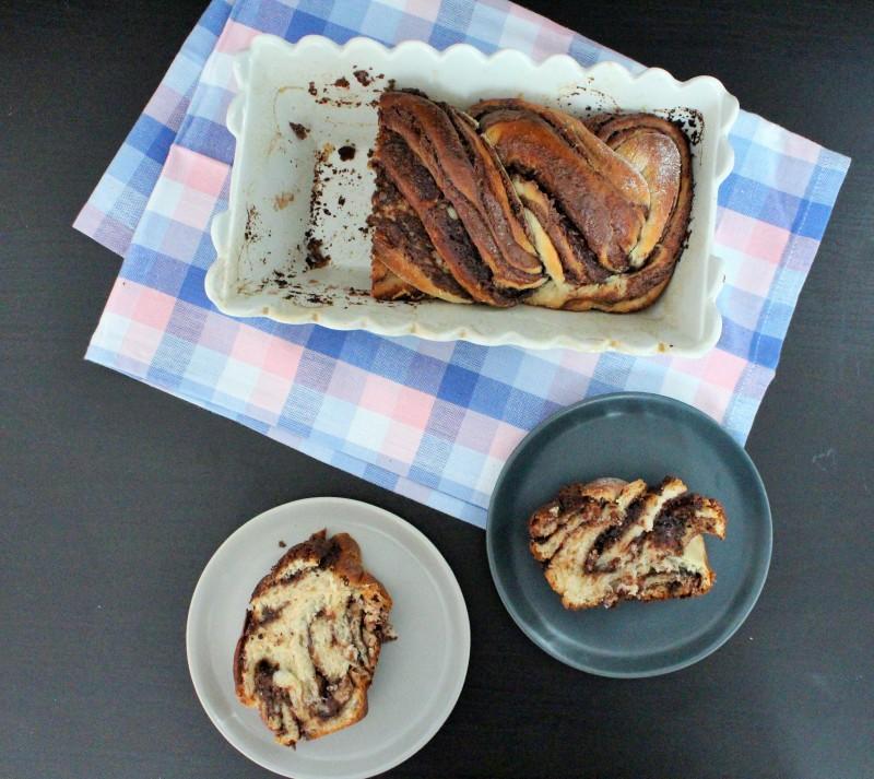 Pão de Nutella 8