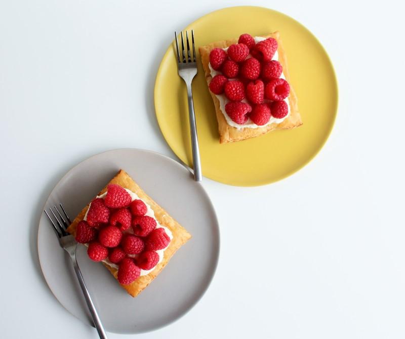Torta de framboesa 4