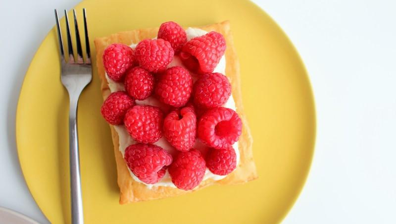 Torta de framboesa 7