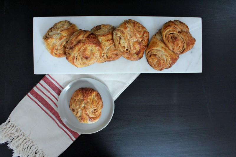 Cinnamon Roll Sueco 16