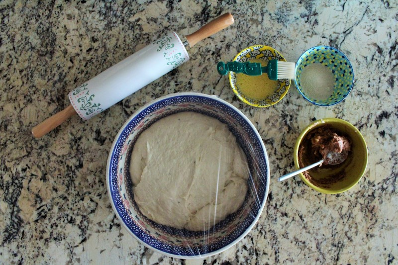 Cinnamon Roll Sueco 5