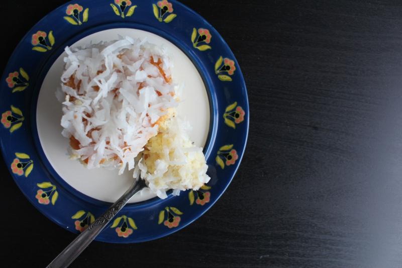 Bolo de coco gelado 11