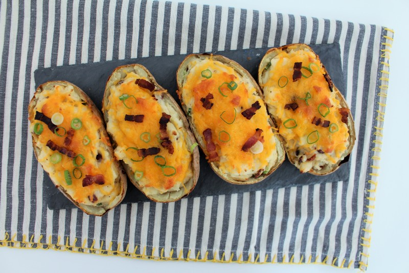 Batatas assadas recheadas 12