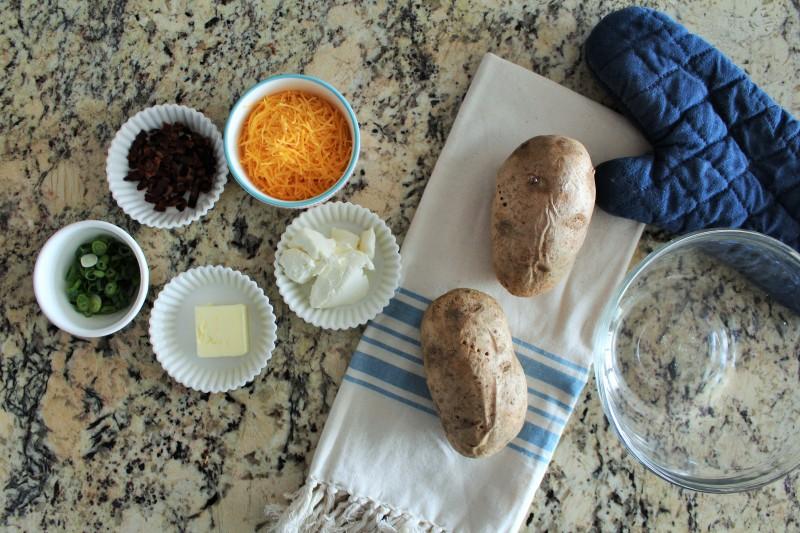 Batatas assadas recheadas 3