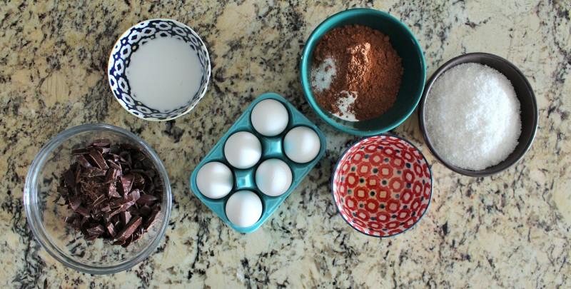 Bolo de chocolate e coco 1