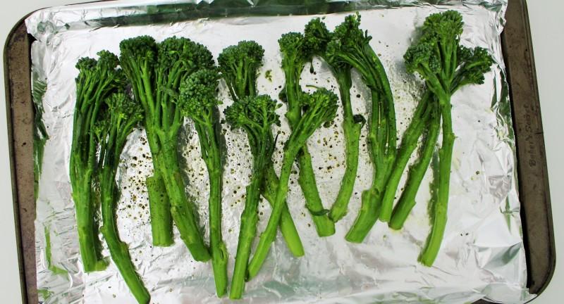 Brócolis com gorgonzola 2