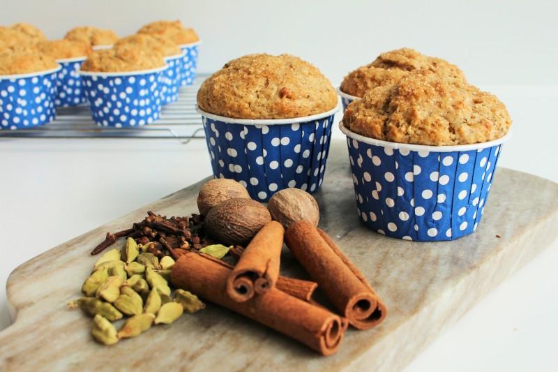 Muffin de Chai 10