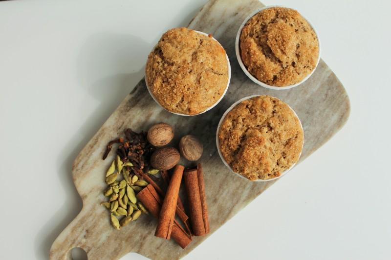 Muffin de Chai 11