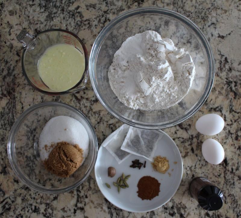 Muffin de Chai 2
