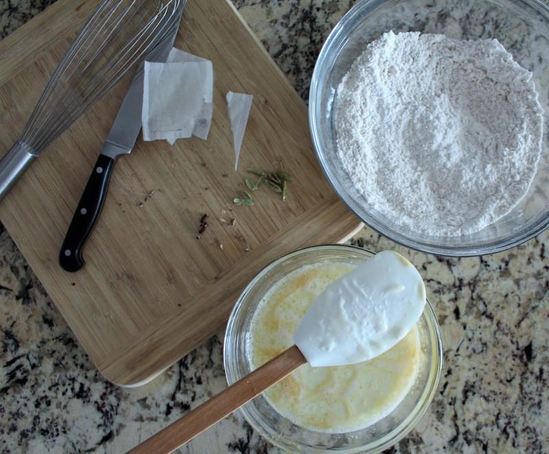 Muffin de Chai 4