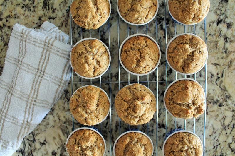 Muffin de Chai 8