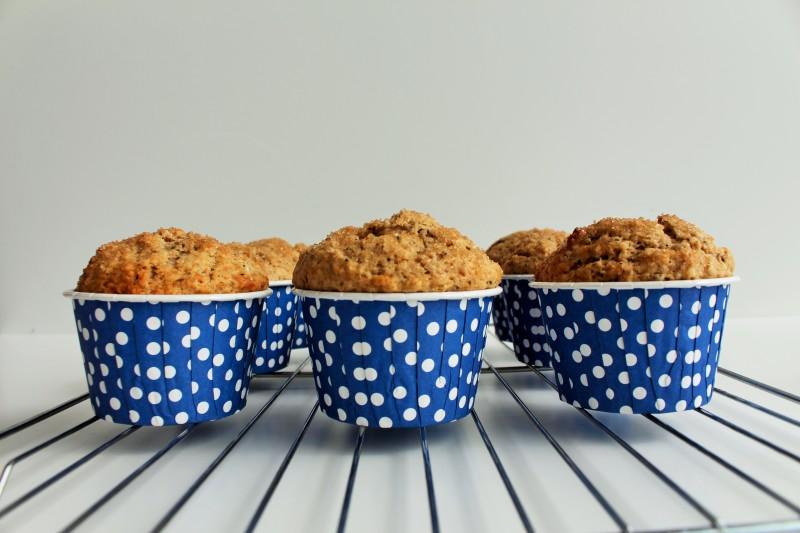Muffin de Chai 9