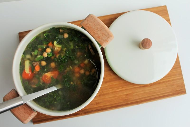 Sopa de vegetais 2