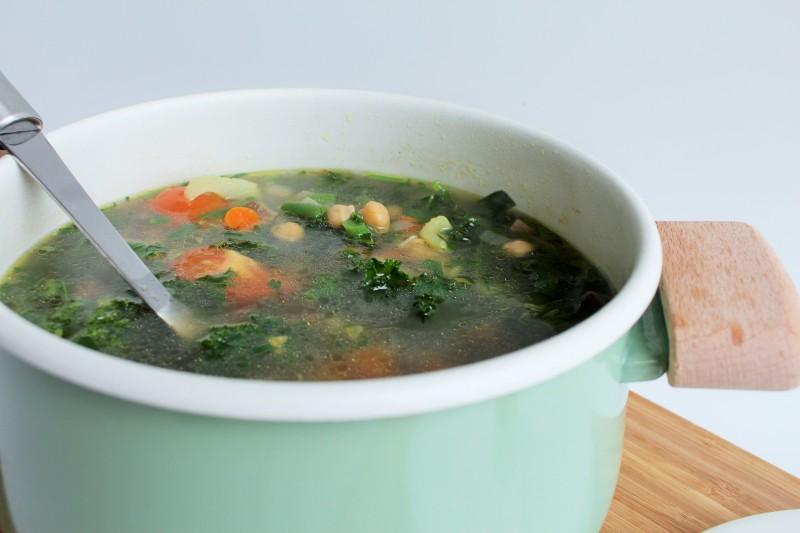 Sopa de vegetais 3