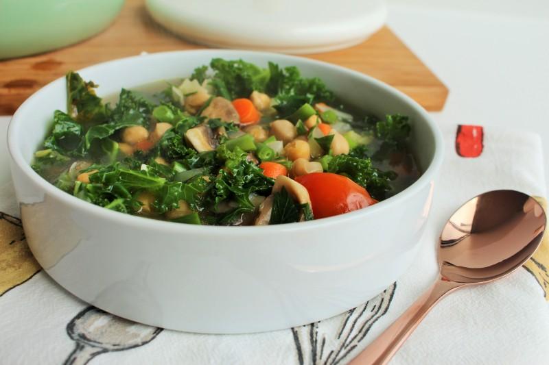 Sopa de vegetais 4