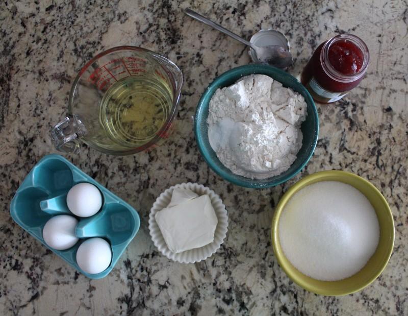 Bolo de morango com cream cheese 1