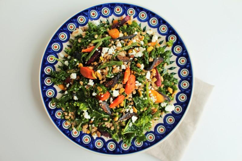 Salada de farro 4
