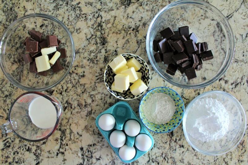 Bolo de chocolate molhado 1