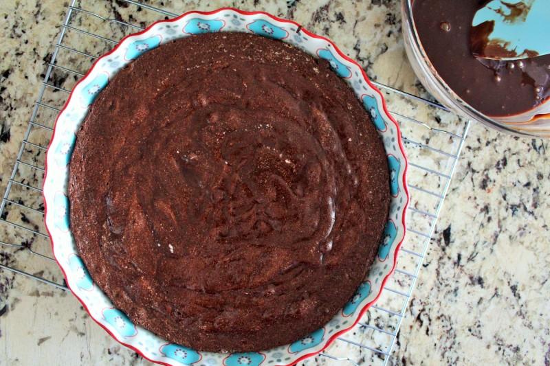 Bolo de chocolate molhado 3