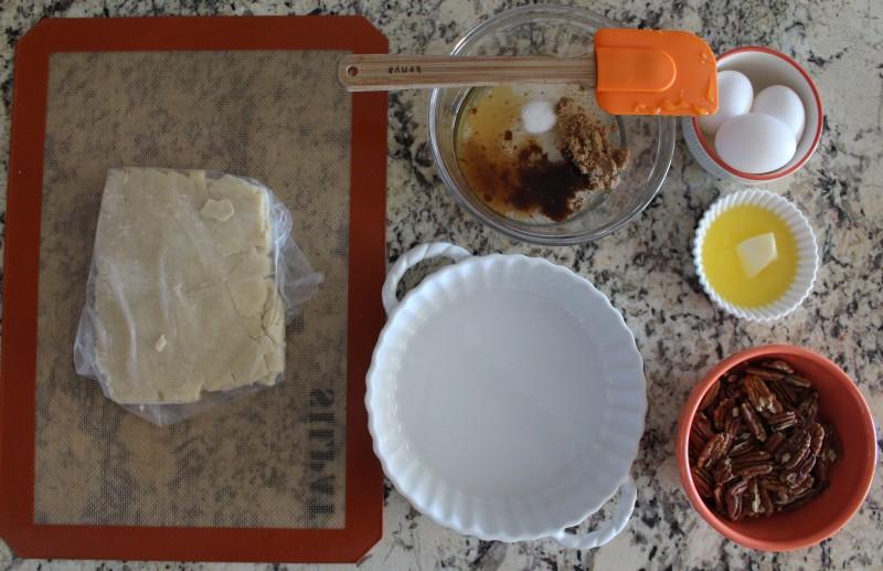 Torta de pecan 1