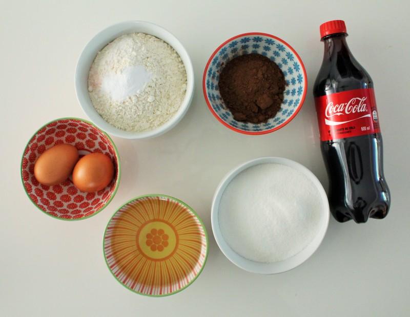 Bolo de coca-cola e chocolate 1
