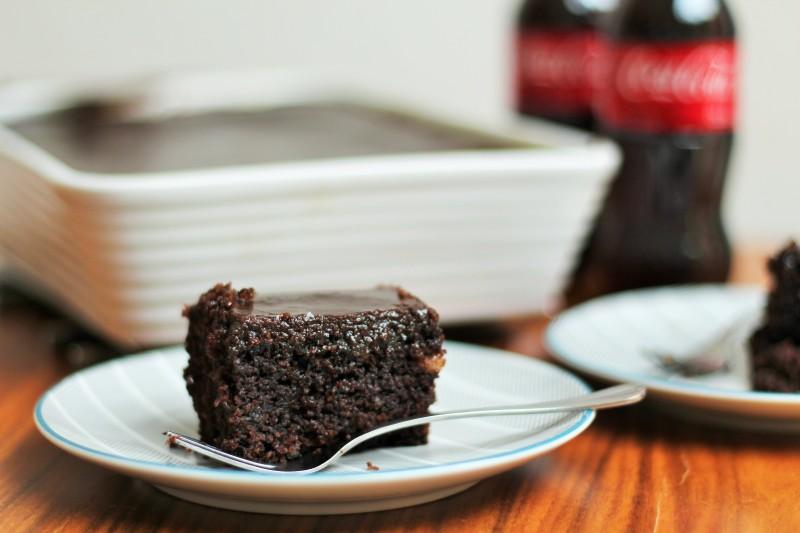 Bolo de coca-cola e chocolate 12