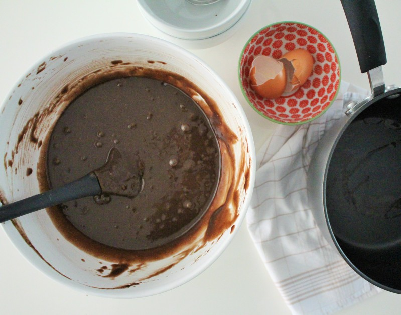 Bolo de coca-cola e chocolate 3