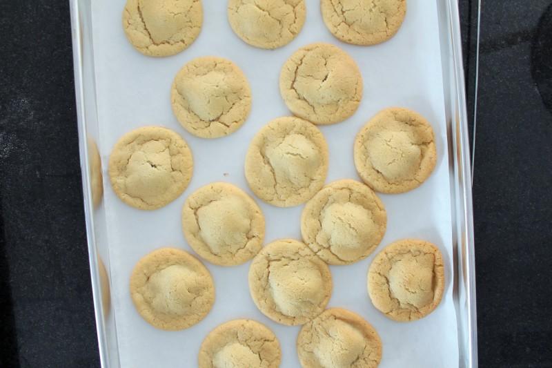 Cookies rechados de Nutella 5