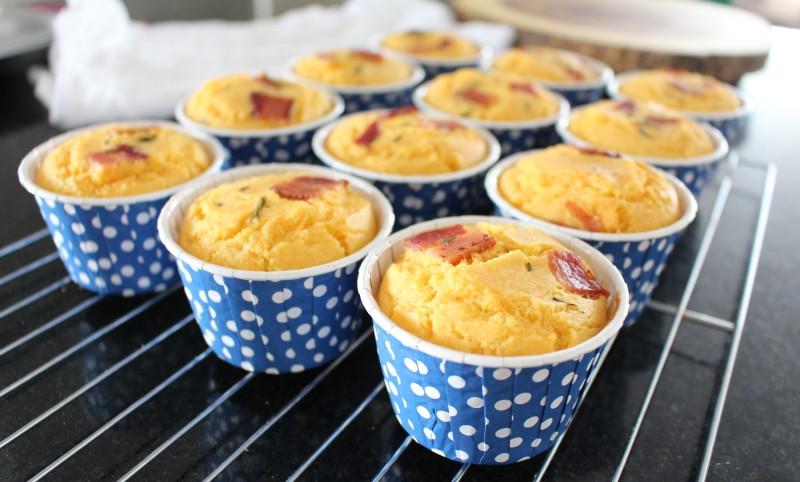 Muffin salgado 7