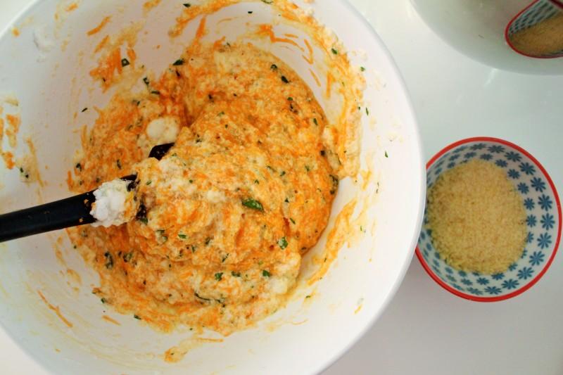 Suflê de cenoura 4