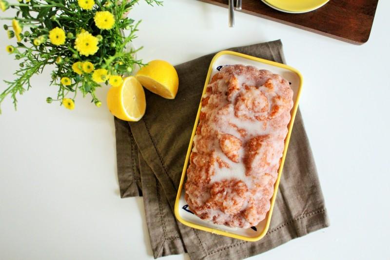 Lemon Drizzle Cake 5
