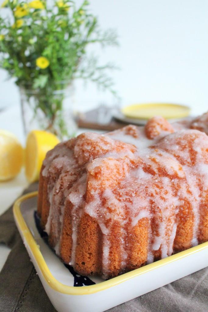 Lemon Drizzle Cake 6