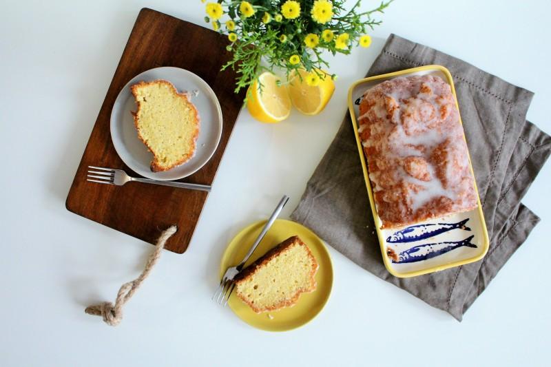 Lemon Drizzle Cake 8