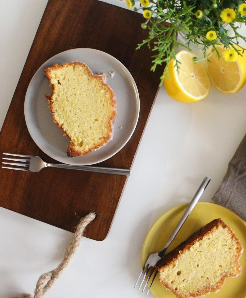 Lemon Drizzle Cake 9